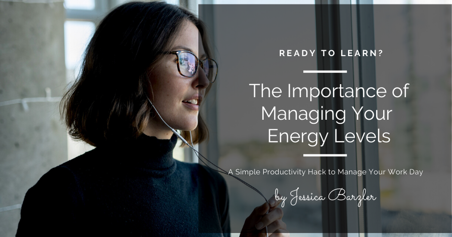 The Importance of Managing Your Energy Levels as a Remote Worker