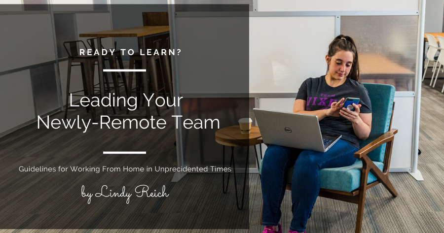 Leading Your Newly Remote Team