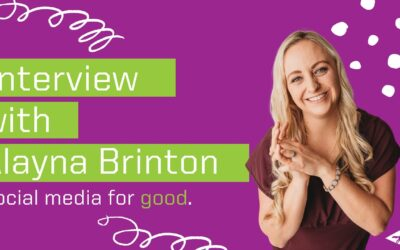 Special Guest Interview with Alayna Brinton