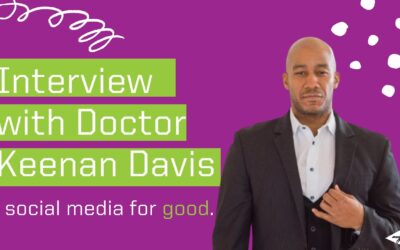 Special Guest Interview with Dr. Keenan Davis